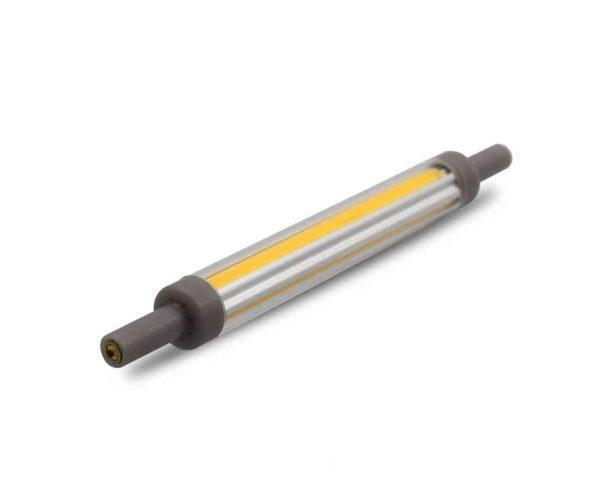 10W R7s 118mm warm-wit 360° slim