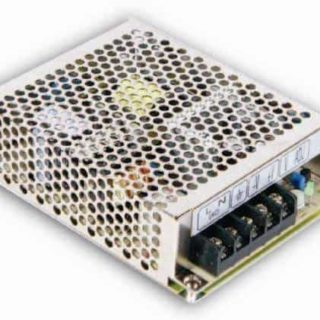 LED power supply Meanwell 75W - 12V / 6A