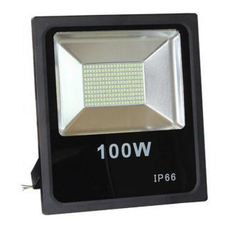 LED breedstraler 100W 5000k koud-wit