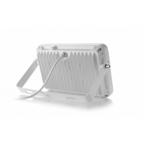 LED breedstraler 50W warm-wit