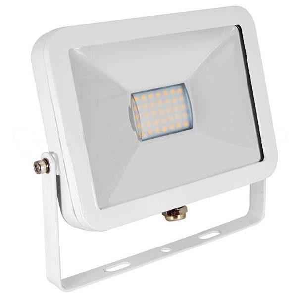LED breedstraler 50W warm-wit