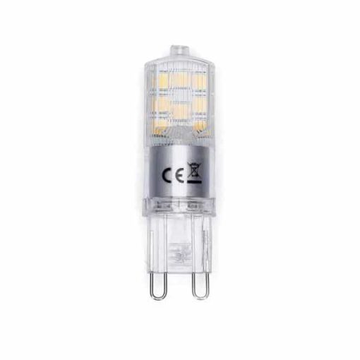LED G9 3w vervangt 30w 1