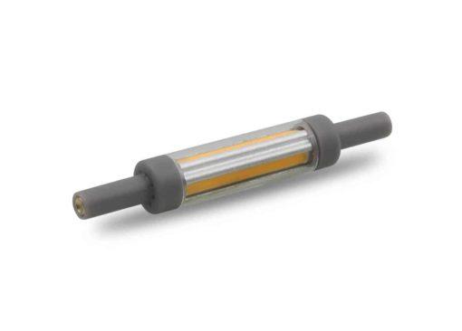 5W LED R7s 78mm warm-wit 360° slim