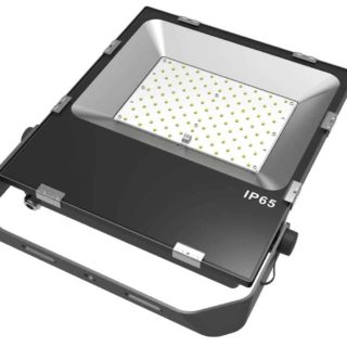 LED breedstraler 100W koud-wit IP65
