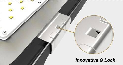 LED breedstraler 150W koud-wit IP65 ( vervangt 1500w)