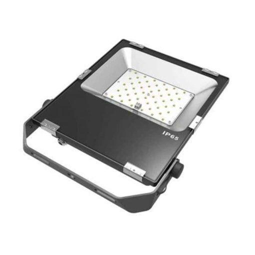 LED breedstraler 50W koud-wit IP65 ( vervangt 500w) | PRO 1