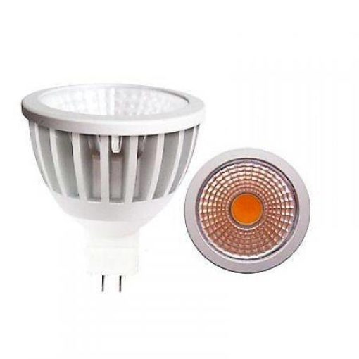 MR16 (GU5.3) 7W Halo led spot dimmable 12v AC / DC