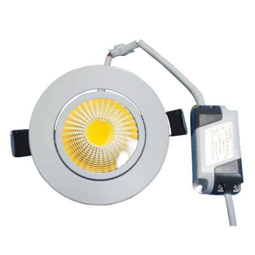LED downlight - downlight 5W Warm white