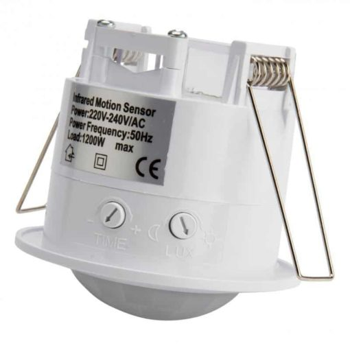 Motion sensor built-in 360 ° to 300W 6
