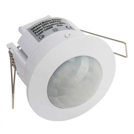 Motion sensor built-in 360 ° to 300W 4