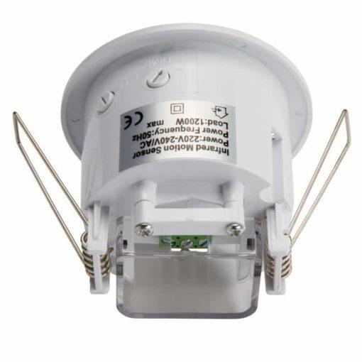Capteur de mouvement intégré 360 ° jusqu'à 300W 7