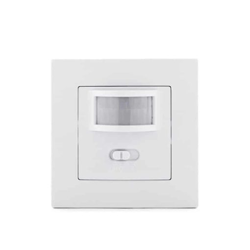 Motion sensor for wall mounting 160 ° to 200W 1