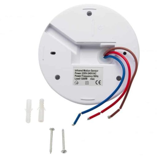Motion sensor surface mounted 360º to 1000w LED 2