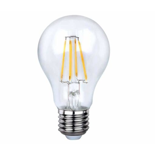 E27 4W Filament LED lampe dimmable 1