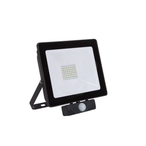 LED floodlight 50W 6000K with motion sensor IP65 1
