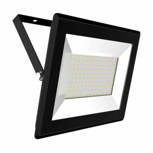 LED floodlight 100W - replaces 1000w IP65 - 10,000 Lumen 1