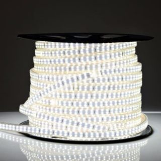 LED strip 230v 180 leds 50m daylight