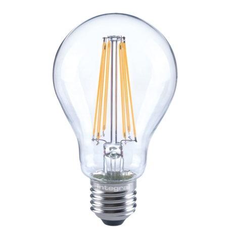 e27 integral led filament lamp