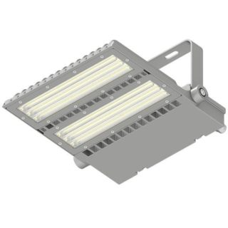 240 LED floodlight asymmetrical