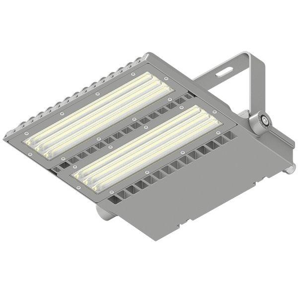 240 led floodlight asymmetrisch