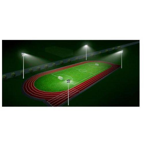 LED breedstraler 300W asymmetrisch koud-wit IP65 ( vervangt 3000w) | 5700k 2