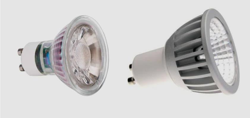 Gu10 LED spotlights 1