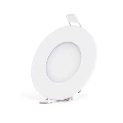 panneau led slim 3w - downlight led 1