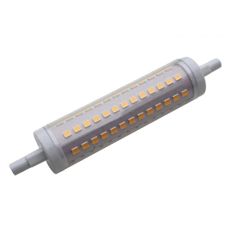 R7S LED 118mm 12w warm-wit 360°   1200Lm 1
