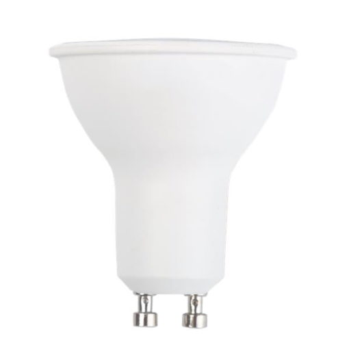 GU10 led spot 6W 3000k warm-wit | 420Lm 3