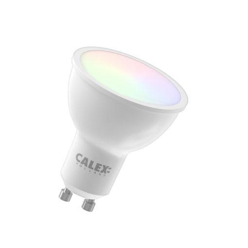 Smart Gu10 RGB Reflector Calex led lamp 5W 350lm 2200-4000K Wifi 1