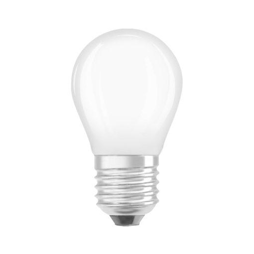ampoule led p45 e27 opale