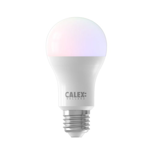 Smart Calex RGB Standaard led lamp 8,5W 806lm 2200-4000K 1