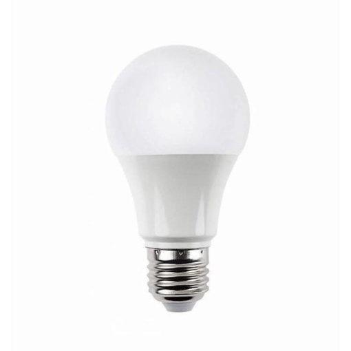 E27 8W warm-wit Ledlamp met Auto Sensor | 620lumen 1